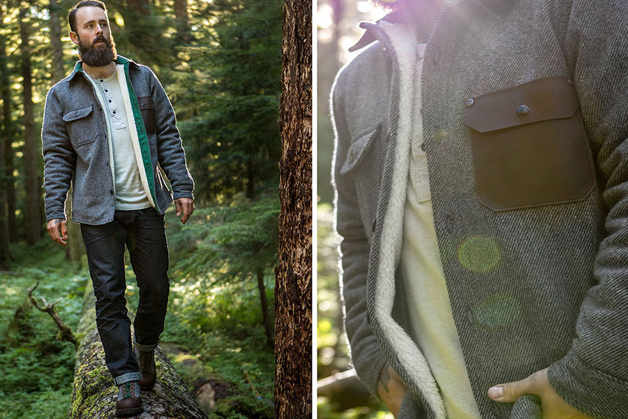 Image of Woolrich x Danner 2013 Capsule Collection Lookbook