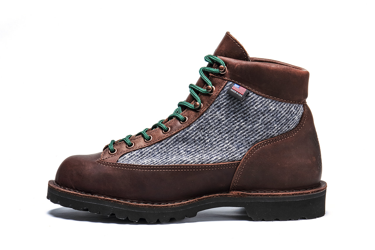 Image of Woolrich x Danner Light Mill Street Boots