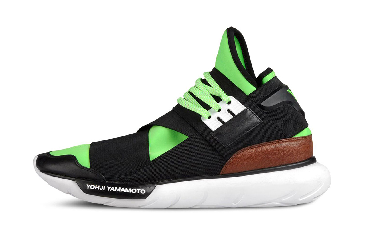 Image of Y-3 2013 Fall/Winter Qasa High