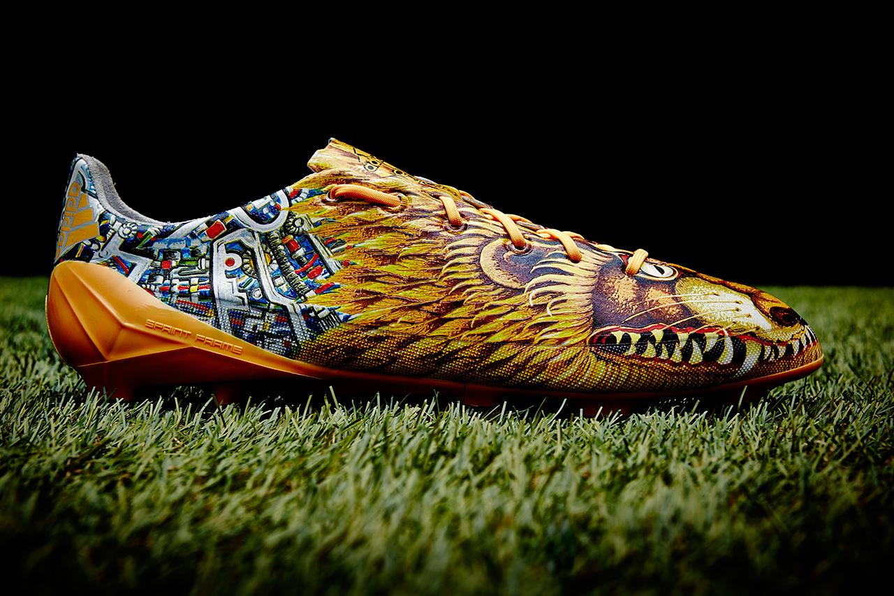 Image of Yohji Yamamoto x adidas adizero f50