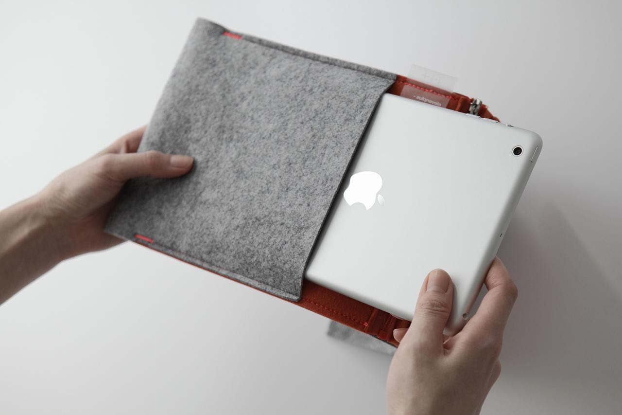 Image of 11+ Felt Case for iPad mini