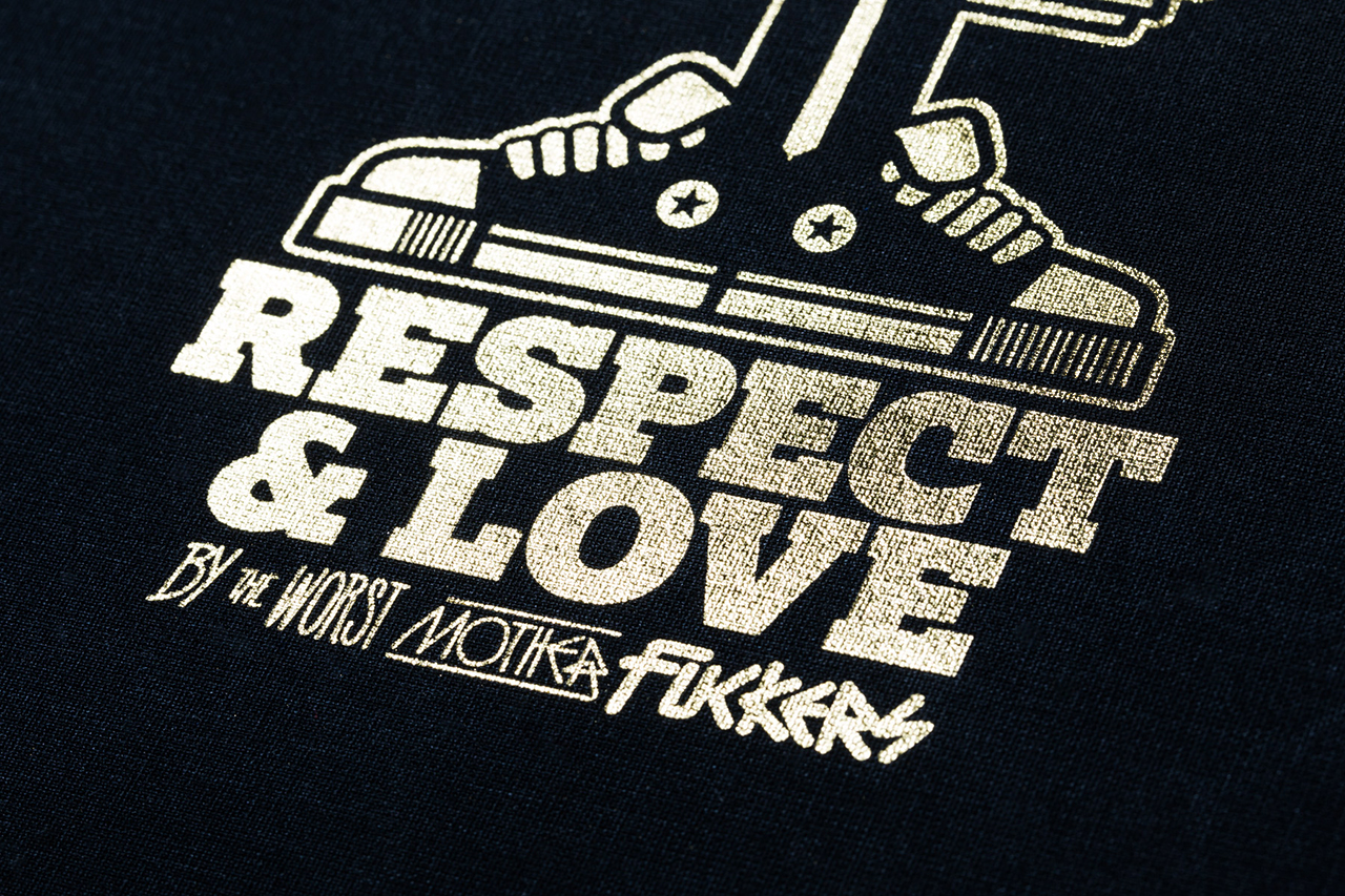 Image of 123KLAN Respect & Love Art Book