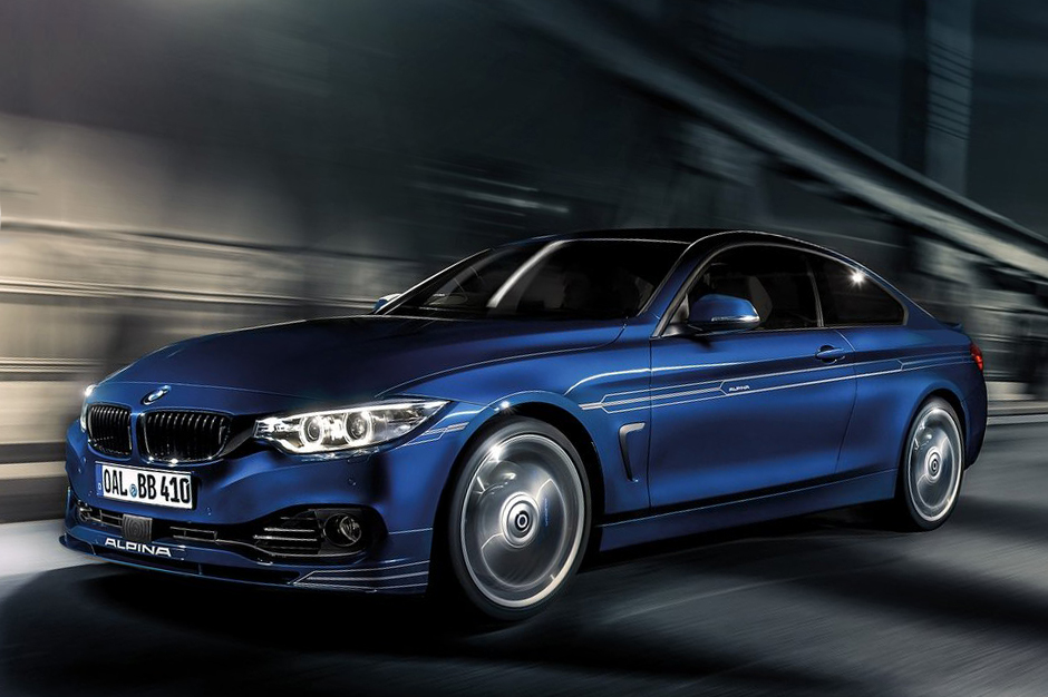 Image of 2014 BMW Alpina B4 Bi-Turbo Coupe