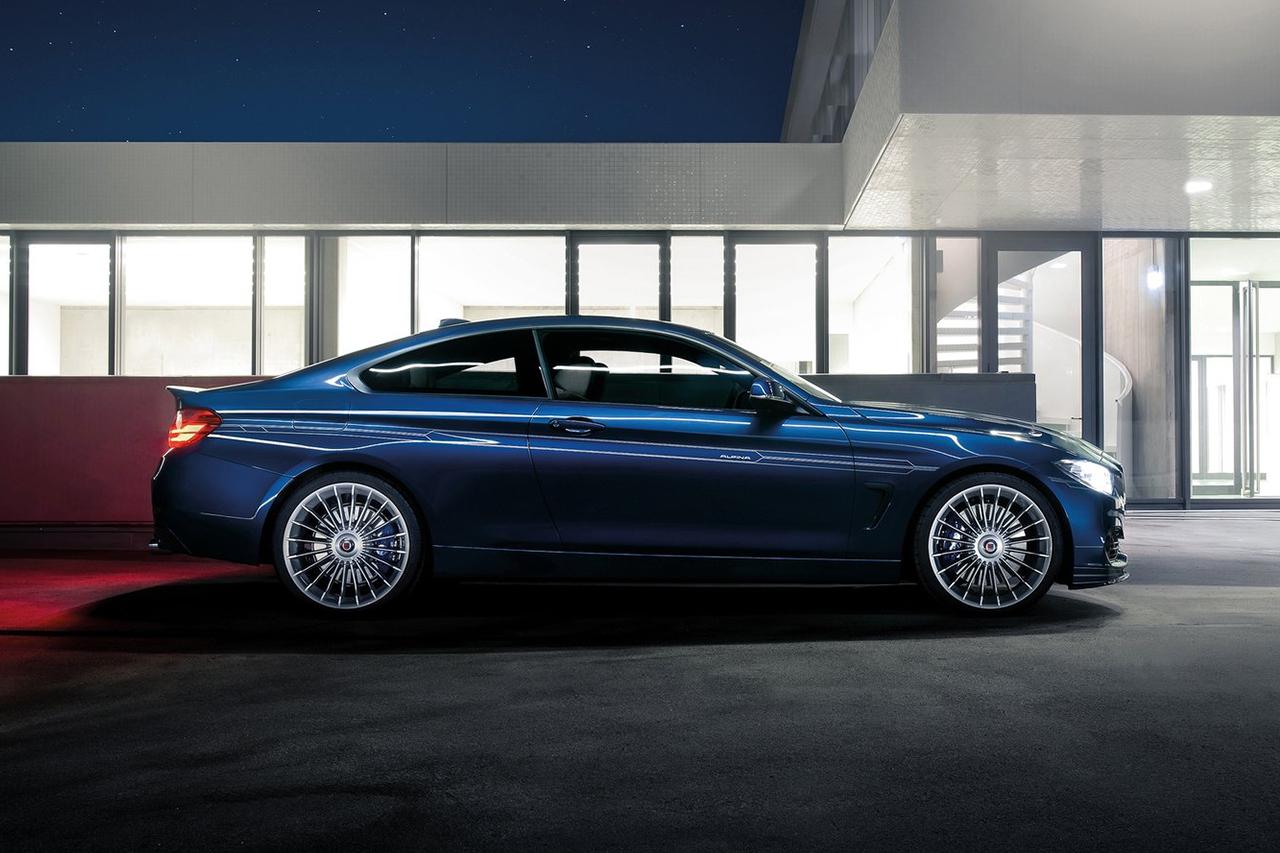 Image of 2014 BMW Alpina B4 Bi-Turbo Coupe
