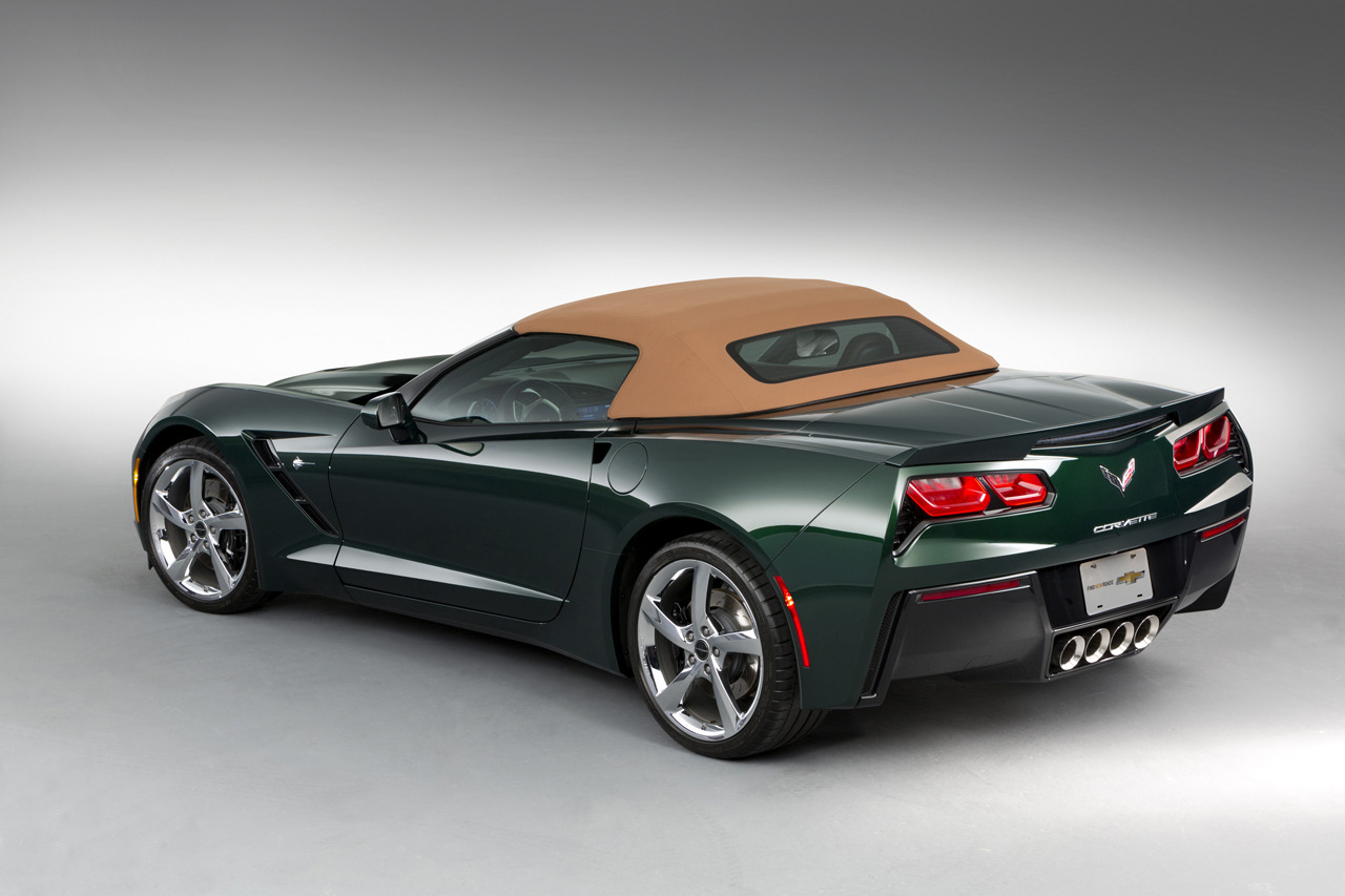 Image of 2014 Chevrolet Corvette Stingray Convertible Premiere Edition