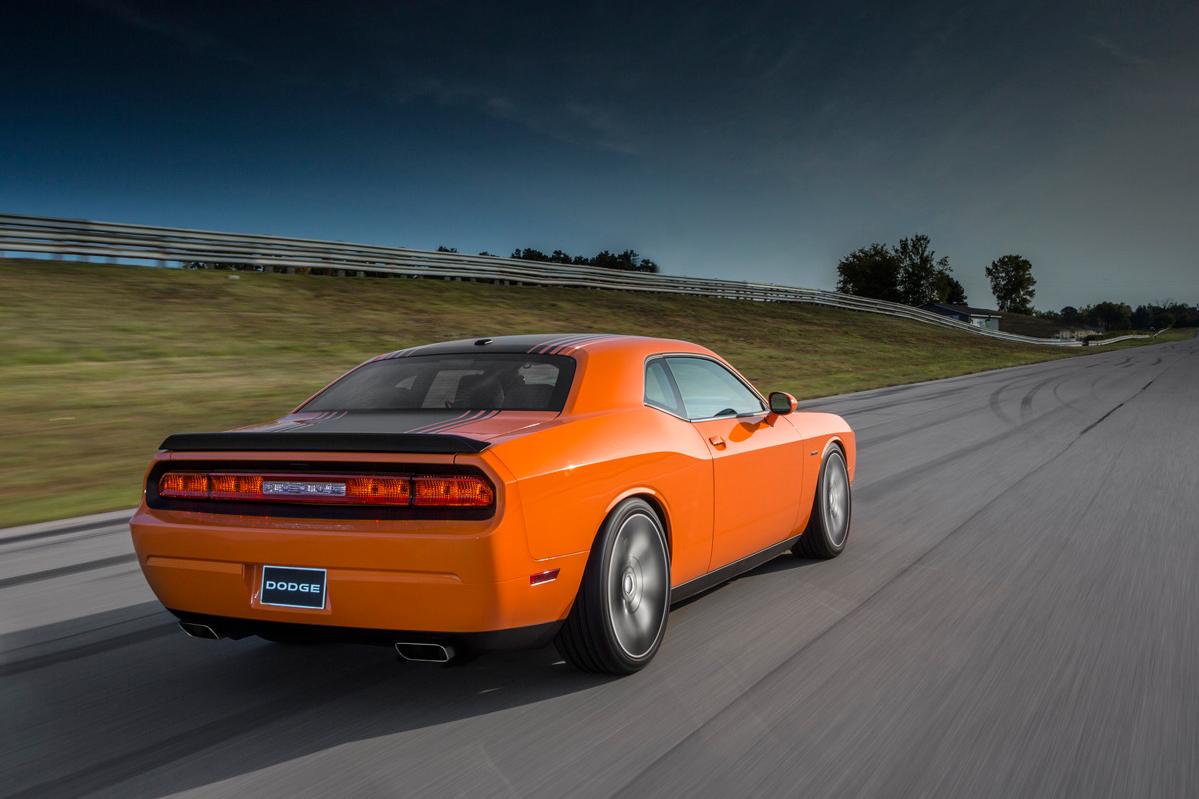 Image of 2014 Dodge Mopar Edition Challenger