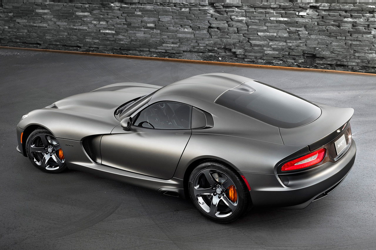 Image of 2014 SRT Viper GTS Anodized Carbon Special Edition