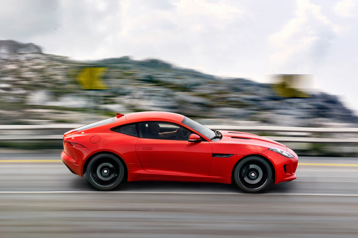 Image of 2015 Jaguar F-Type Coupe