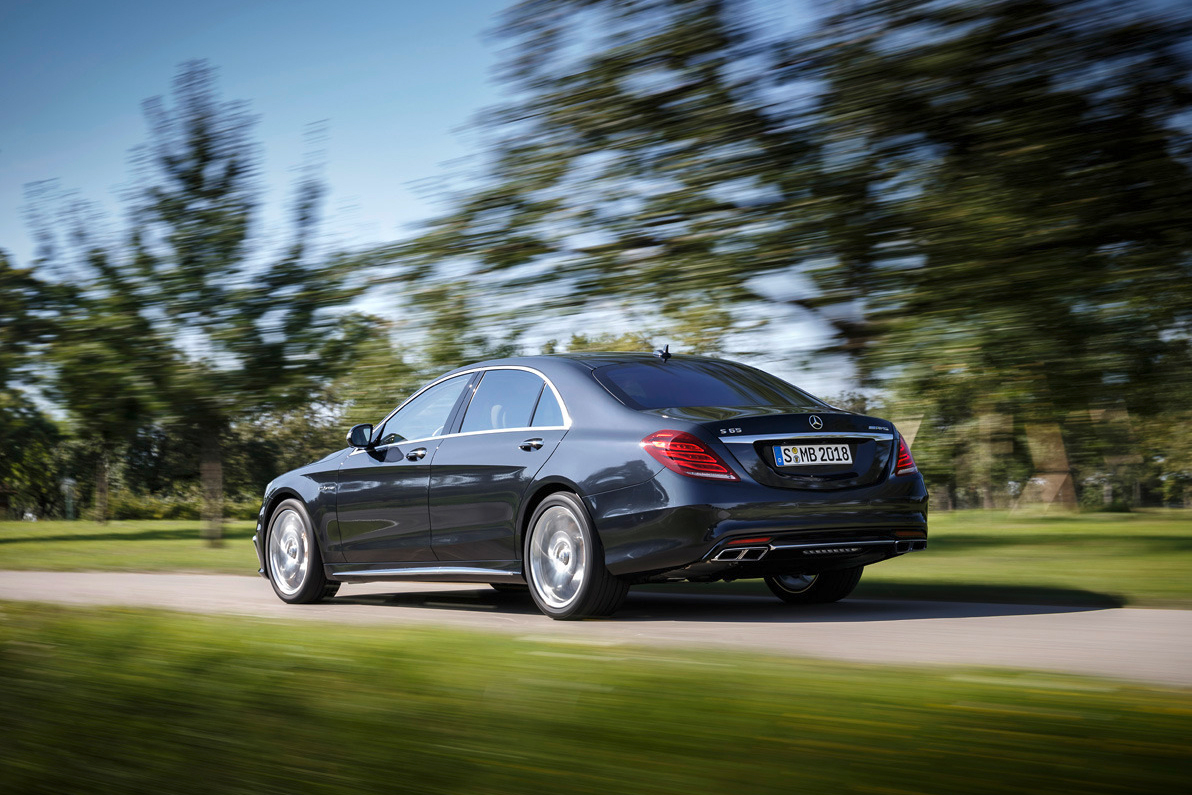 Image of 2015 Mercedes-Benz AMG S65
