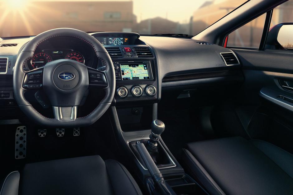 Image of 2015 Subaru WRX