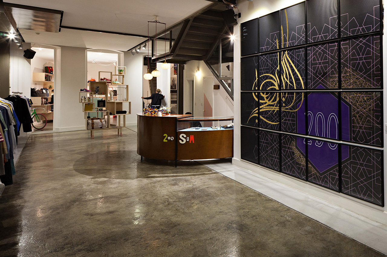 Image of 290 Square Meters Istanbul Opening
