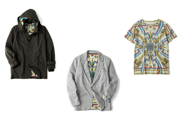 Image of 55DSL × UNITED ARROWS & SONS 2013 Fall/Winter Capsule Collection