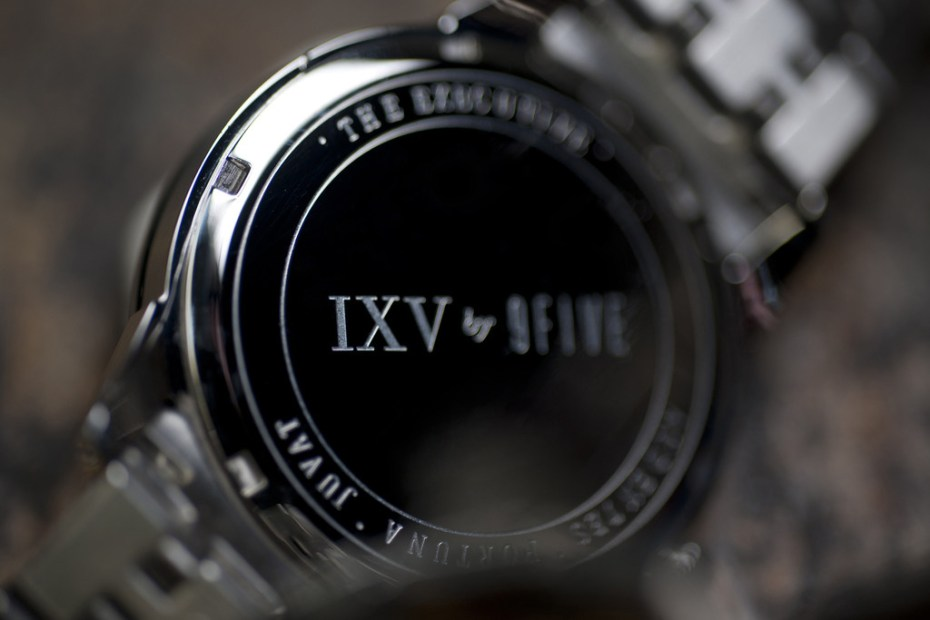 Image of 9FIVE Introduces IXV Watches