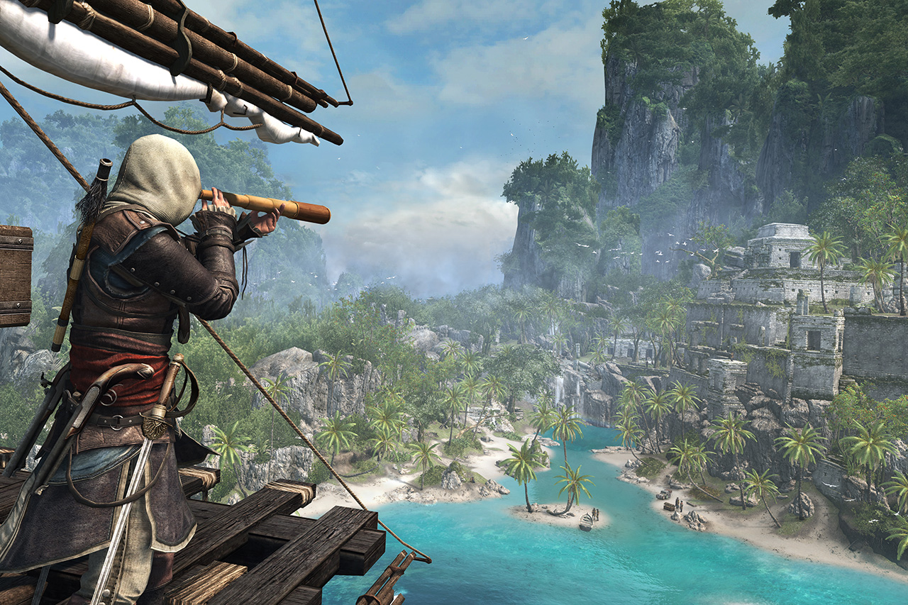 Image of Ashraf Ismail of Ubisoft Speaks on Assassin's Creed IV: Black Flag