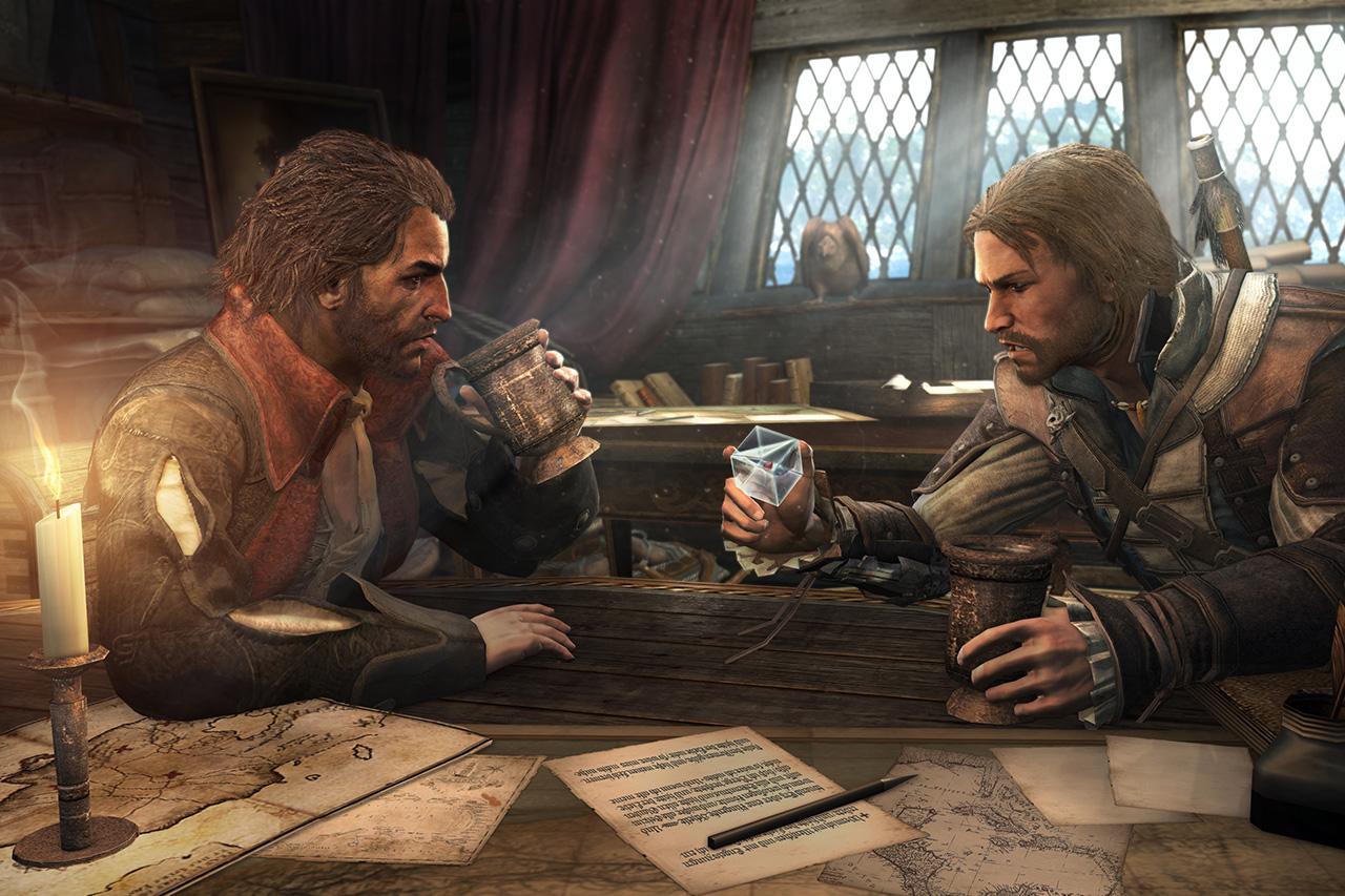 Image of Ashraf Ismail of Ubisoft Speaks on Assassin's Creed IV: Black Flag