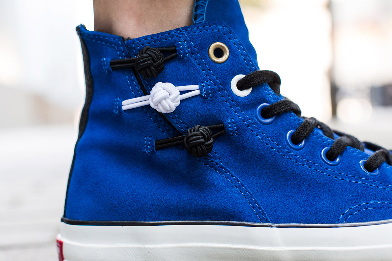 "Image of A Closer Look at the CLOT x Converse First String 2013 Holiday ""Chang Pao"" Collection"
