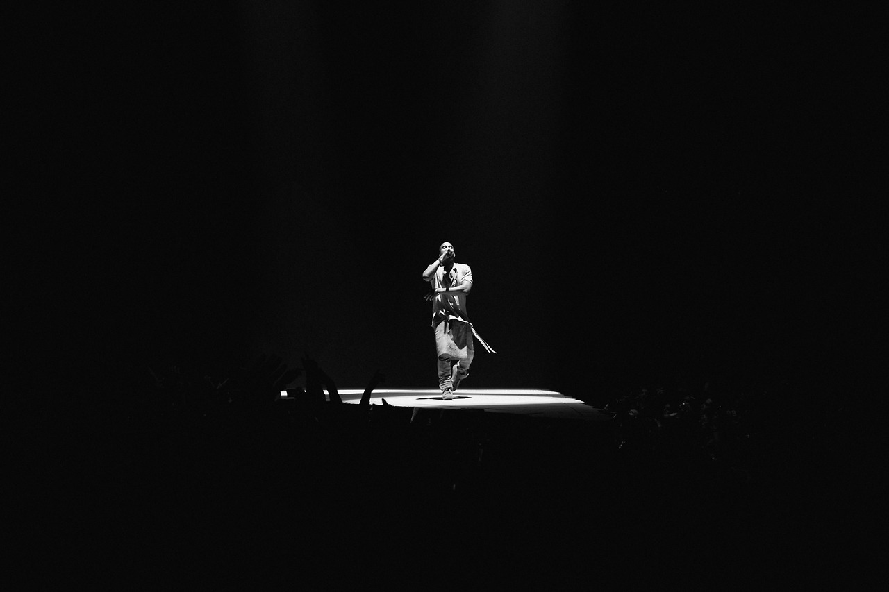 Image of A Look at Kanye West's 'Yeezus Tour' at the Barclays Center