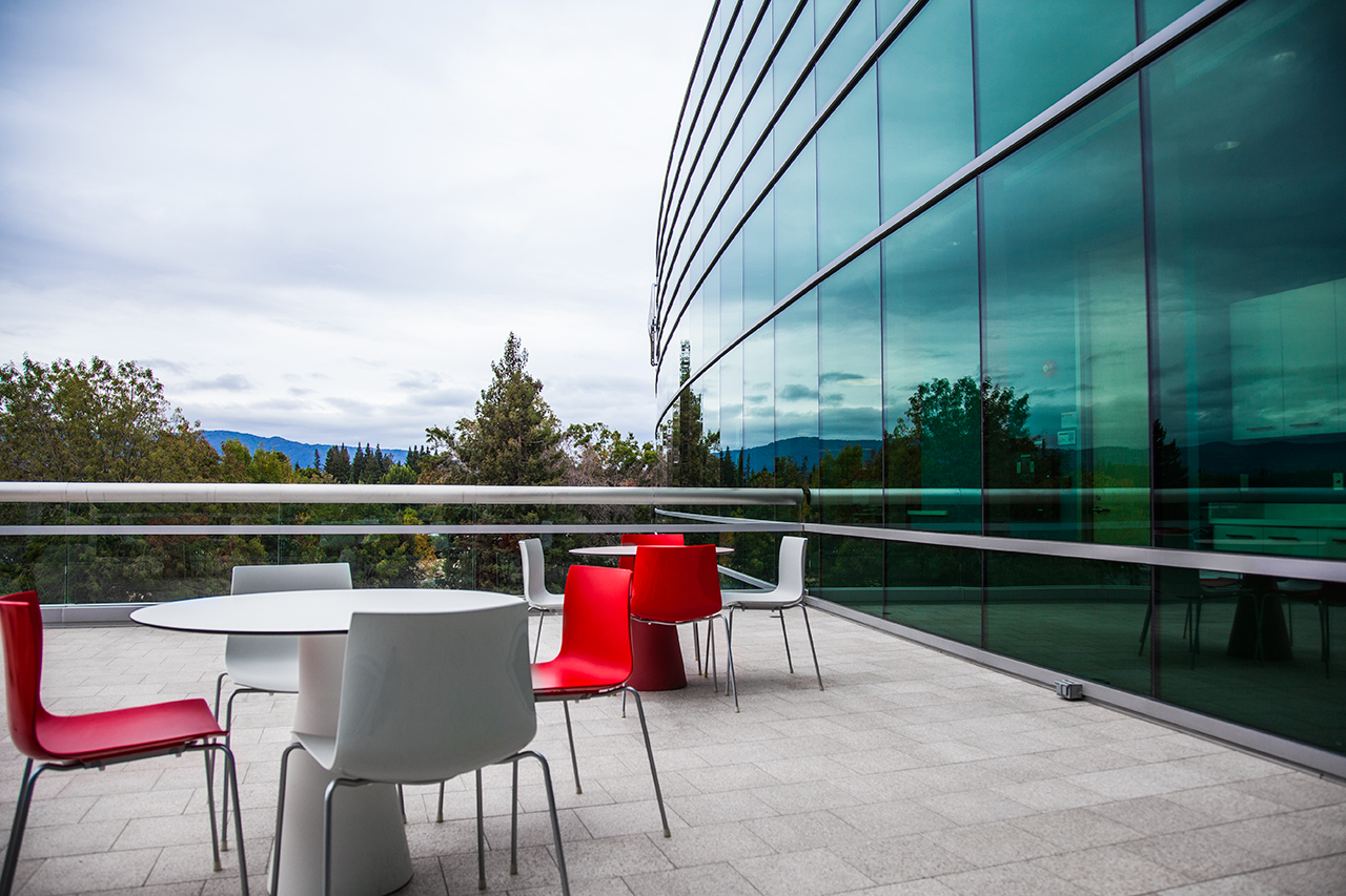 Image of A Look Inside the New Mercedes-Benz Silicon Valley Research & Design Facility