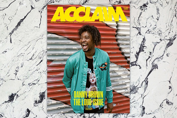 "Image of ACCLAIM Magazine: The ""Loud"" Issue"