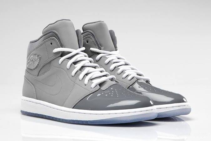 """Image of Air Jordan 1 Retro '95 """"Cool Grey"""""""