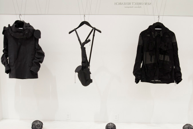 "Image of Aitor Throup ""Reflection / Redemption"" Installation @ H. Lorenzo LA"