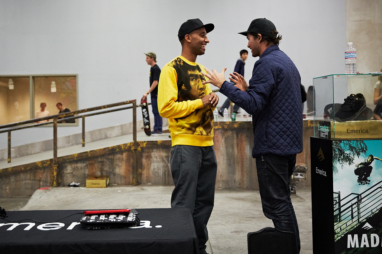 Image of An Interview with Brandon Westgate at The Berrics