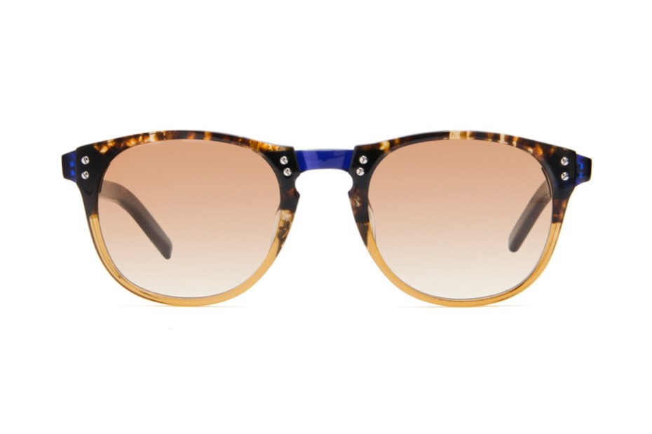 Image of Ashkahn for Garrett Leight x Thierry Lasry 2013 Holiday Sunglasses