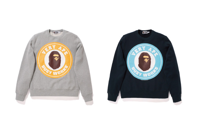 "Image of BAPE STORE LONDON 2013 Holiday ""VERY APE"" Collection"