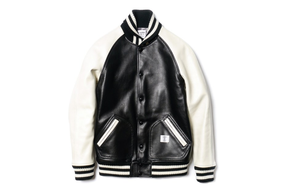 "Image of BEDWIN & THE HEARTBREAKERS ""Jerry"" Leather Award Jacket"