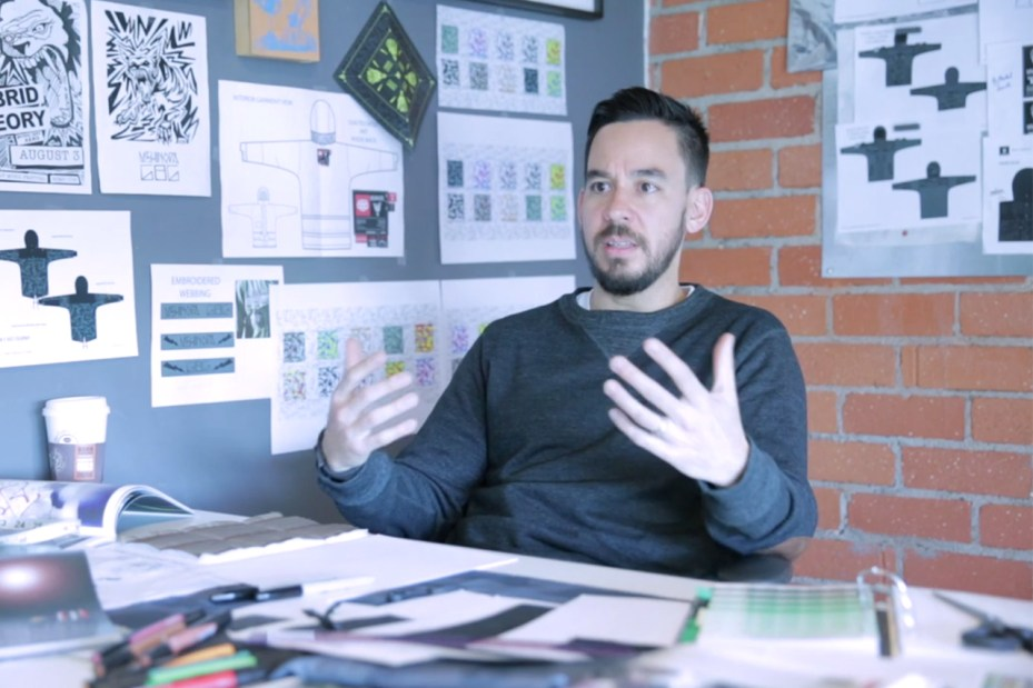 Image of Behind the Scenes of Mike Shinoda x 686 Parka