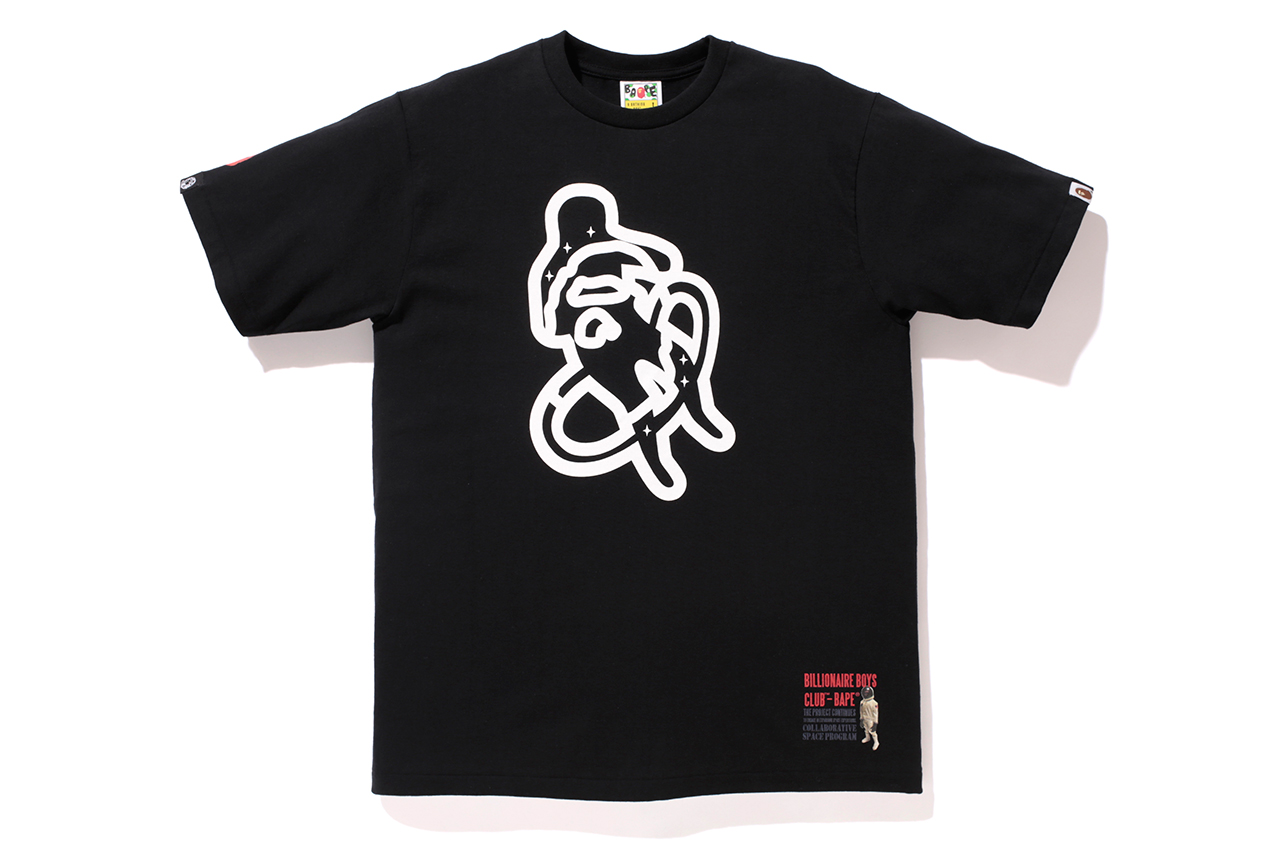 Image of Billionaire Boys Club x A Bathing Ape 2013 Capsule Collection