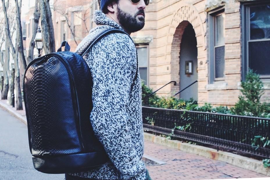 Image of Bodega Black Ops Backpack by Joel Storella