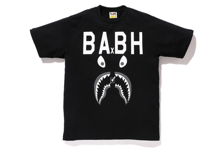 "Image of BOUNTY HUNTER x A Bathing Ape 2013 Holiday ""Mad Shark"" Capsule Collection"