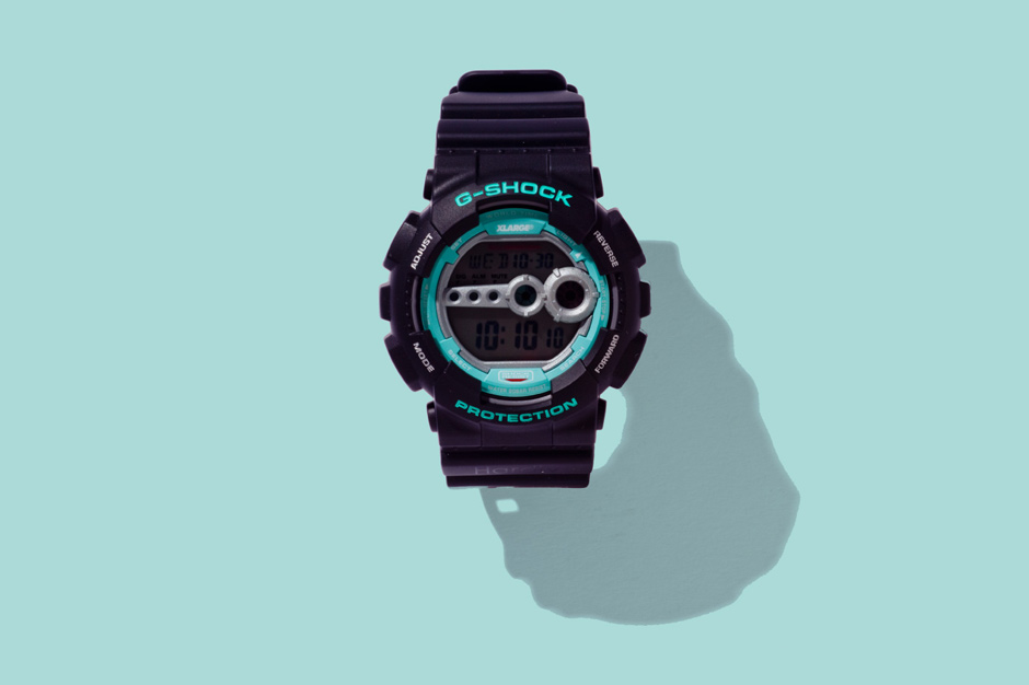 Image of XLARGE® x Casio G-Shock GD-100