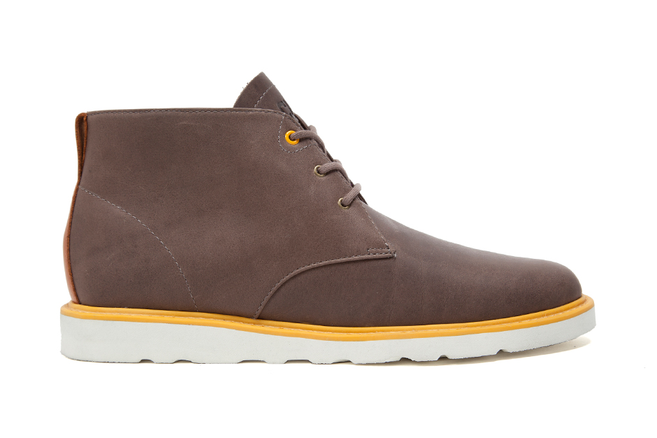 Image of CLAE 2013 Winter Vibram Collection