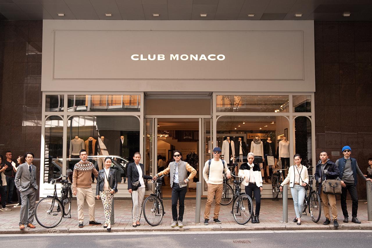 Image of Club Monaco Brings a Bit of New York City to Hong Kong
