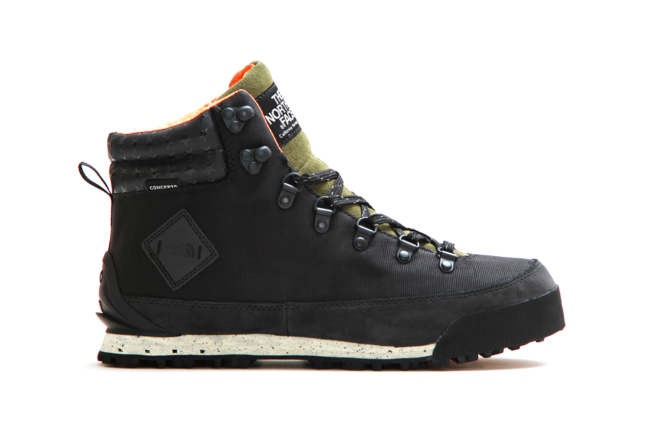 Image of Concepts for The North Face Back To Berkeley Boot
