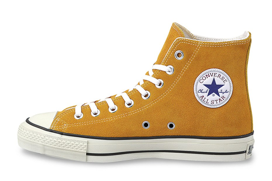 Image of Converse Japan Chuck Taylor All Star® Suede J Hi