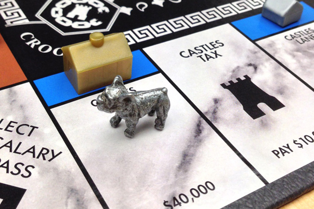 Image of Crooks & Castles x Monopoly Collector's Edition