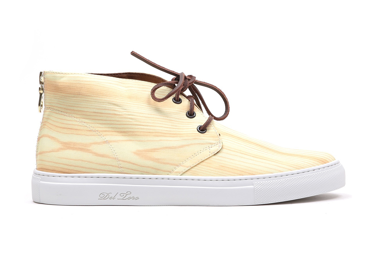 "Image of Del Toro ""Wood Grain"" Alto Chukka"