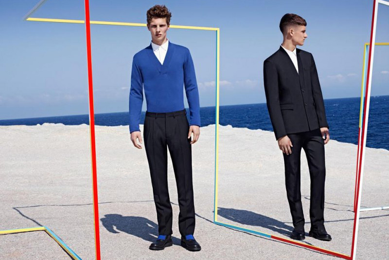 Image of Dior Homme 2014 Spring Pre-Collection