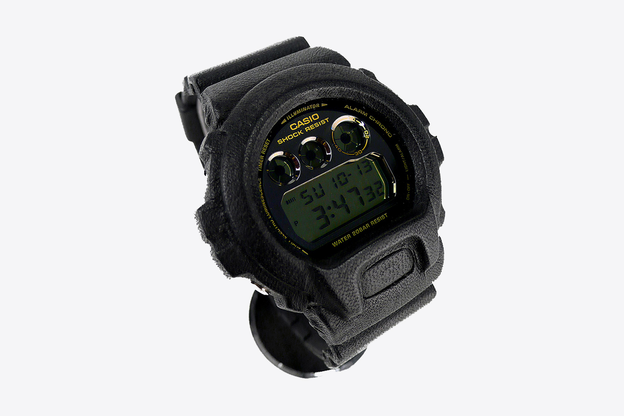 Image of Dutch Brands Team Up for a Raekwon-Inspired G-Shock 30th Anniversary Watch