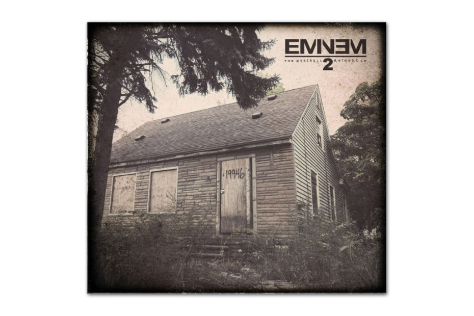 Image of Eminem – The Marshall Mathers LP 2 (Full Album Stream)