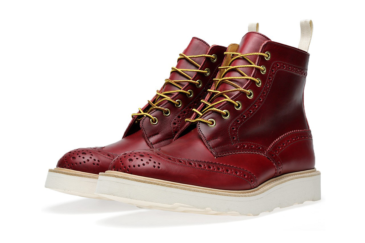 Image of End x Tricker's 2013 Winter Vibram Sole Stow Boot