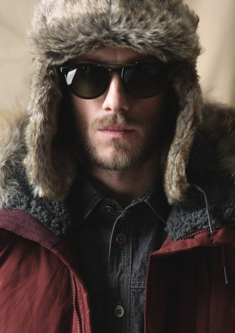 "Image of Espionage 2013 Fall/Winter ""NO.STALGIA"" Lookbook Part 2"