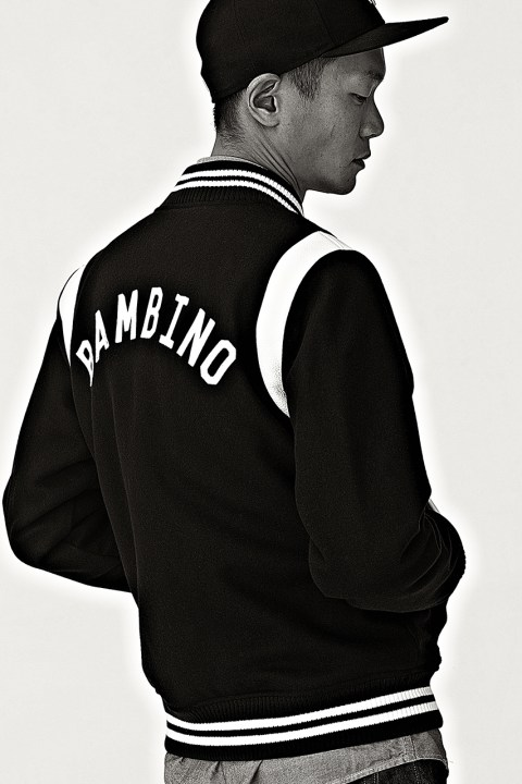 Image of Espionage Bambino Stadium Jacket