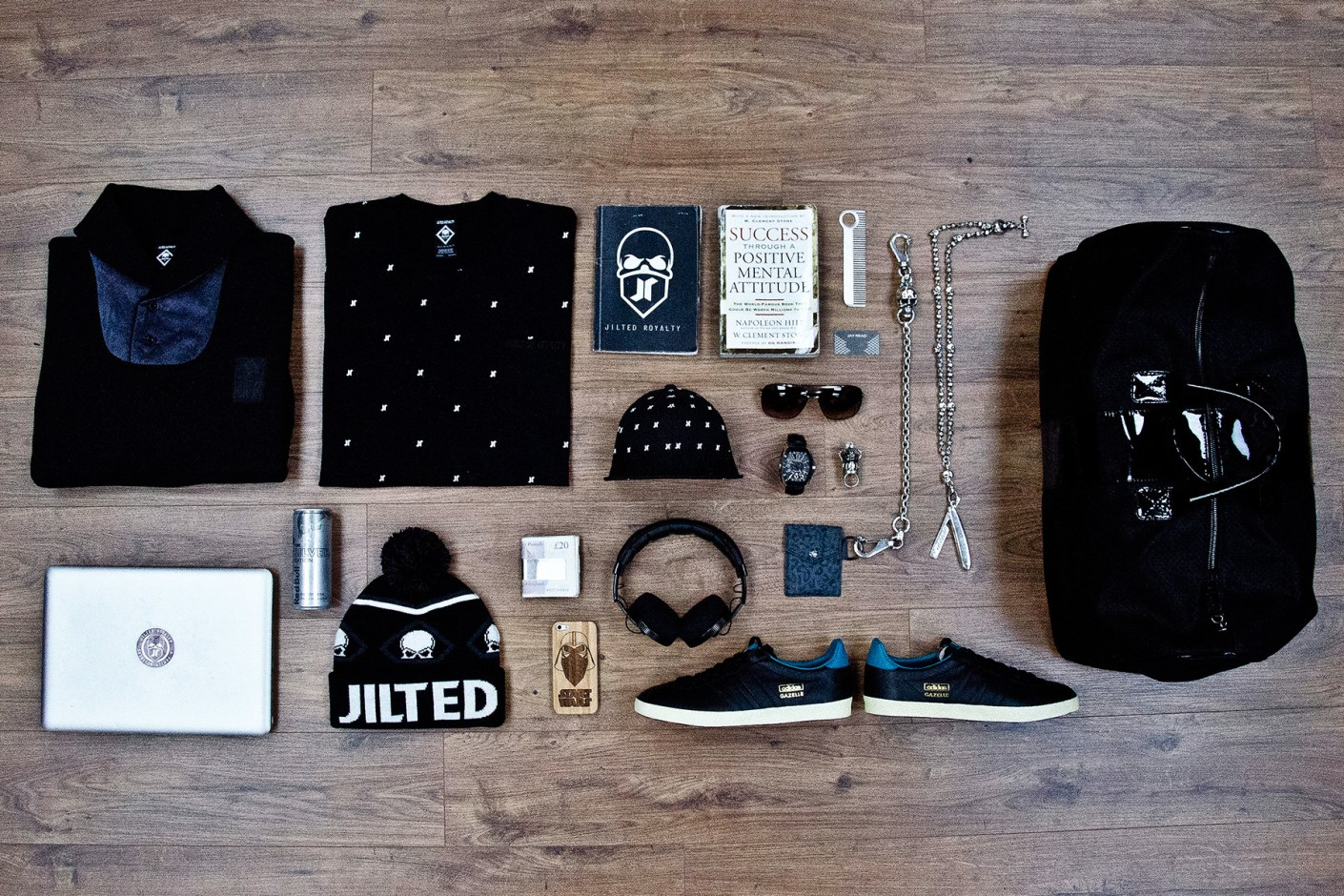Image of Essentials: Jay Read of Jilted Royalty