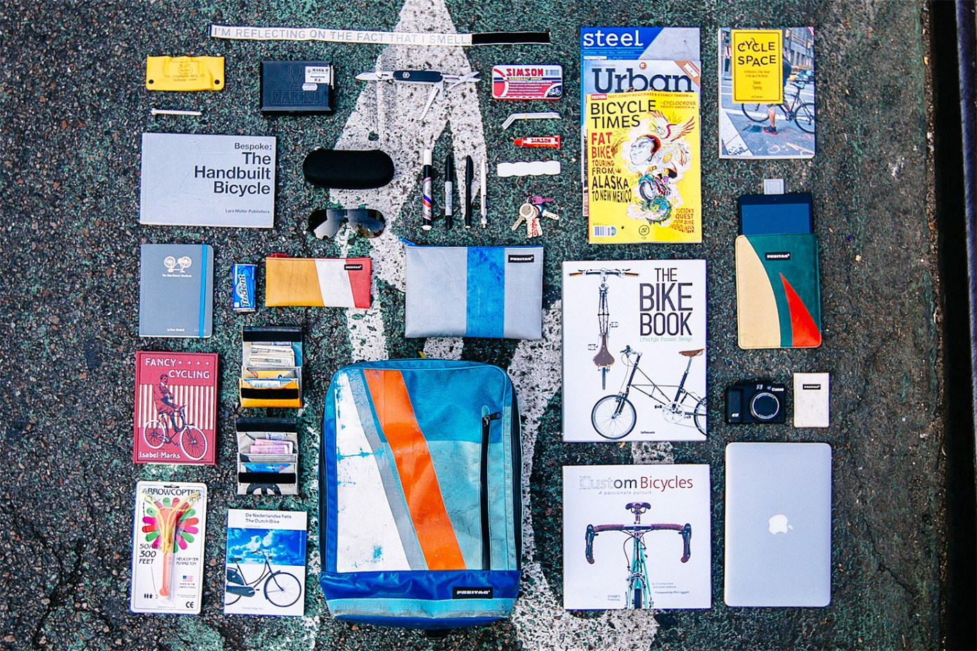 Image of Essentials: Markus Freitag