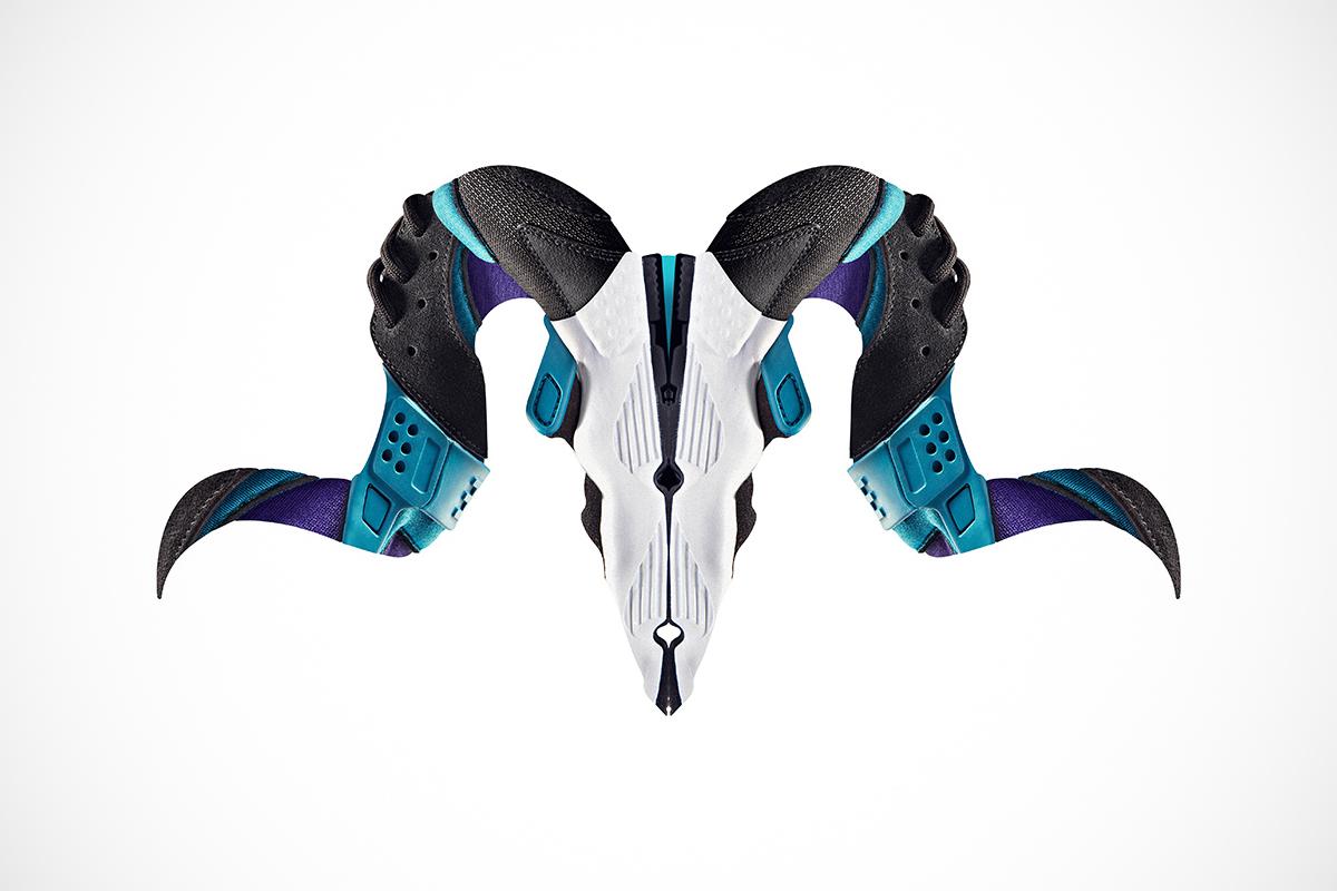 Image of FILFURY Sneakers Artwork