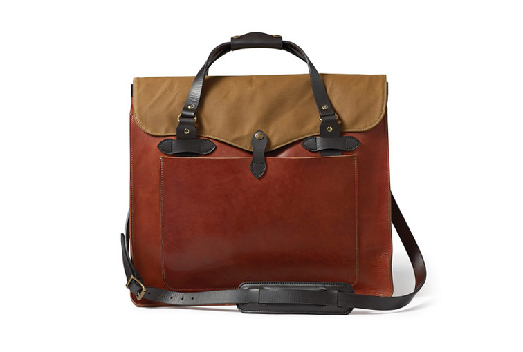 Image of Filson Horween Leather Totes